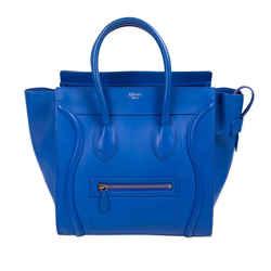 Celine Smooth Calfskin Mini Luggage Bag