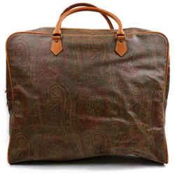 Etro 872307 Extra Large Paisley Travel Bag