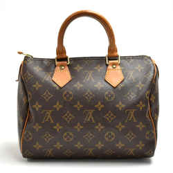 Vintage Louis Vuitton Speedy 25 Monogram Canvas City Handbag LT882