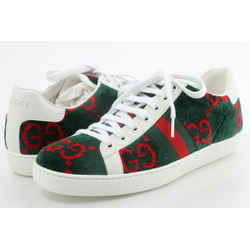 Gucci Women's GG Terry Cloth Ace Sneakers