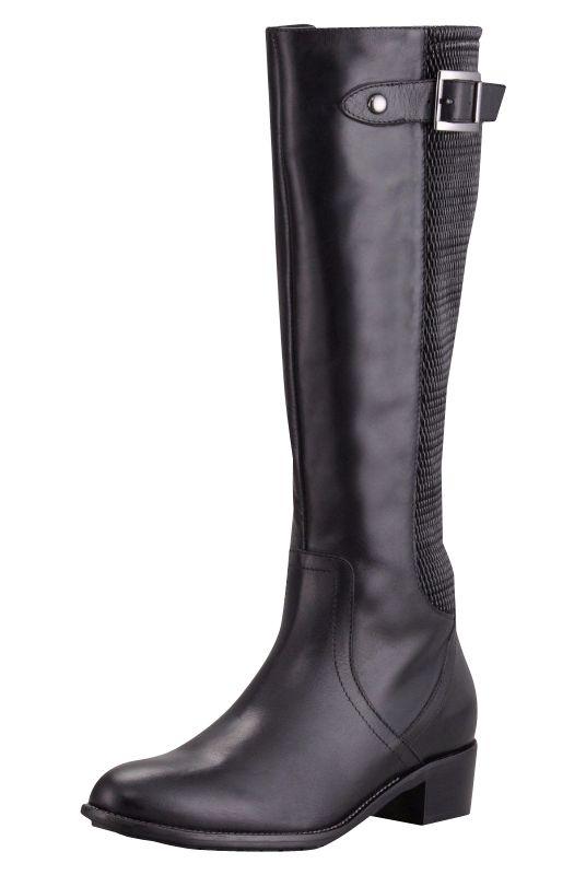Aquatalia Marvin K Omni Black Leather