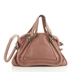 Paraty Top Handle Bag Leather Medium