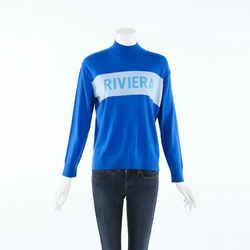 Chinti and Parker Riviera Cashmere Knit Sweater SZ M