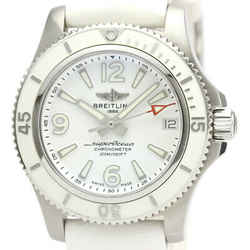 Polished REITLING Superocean 36 Steel Automatic Ladies Watch A17316 BF523472