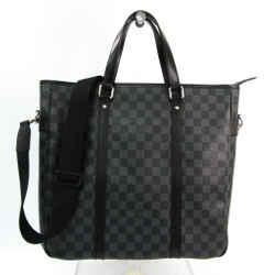 Louis Vuitton Damier Graphite Tadao N51192 Men's Shoulder Bag,Tote Bag  BF521875