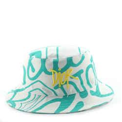 Dior x Shawn Stussy Bucket Hat Canvas Large