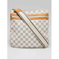 Louis Vuitton  Damier Azur Pochette Bosphore Crossbody 860578