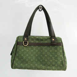 Louis Vuitton Monogram Mini Josephine PM M92415 Women's Handbag Khaki BF533217