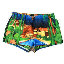 Versace - New - Palm Springs Hotel - Swim Shorts  - Size 7 - XXL / 54