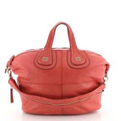 Nightingale Satchel Leather Medium