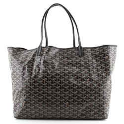 Saint Louis Tote Coated Canvas GM
