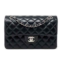 Chanel Small Double Flap Quilted Lambskin