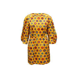 Multicolor Vintage Christian Lacroix Short Dress