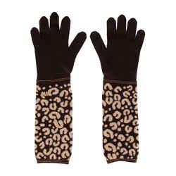 Louis Vuitton Stephen Sprouse Leopard LV Graffiti Gloves 862135