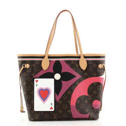 Neverfull NM Tote Limited Edition Game On Monogram Canvas MM