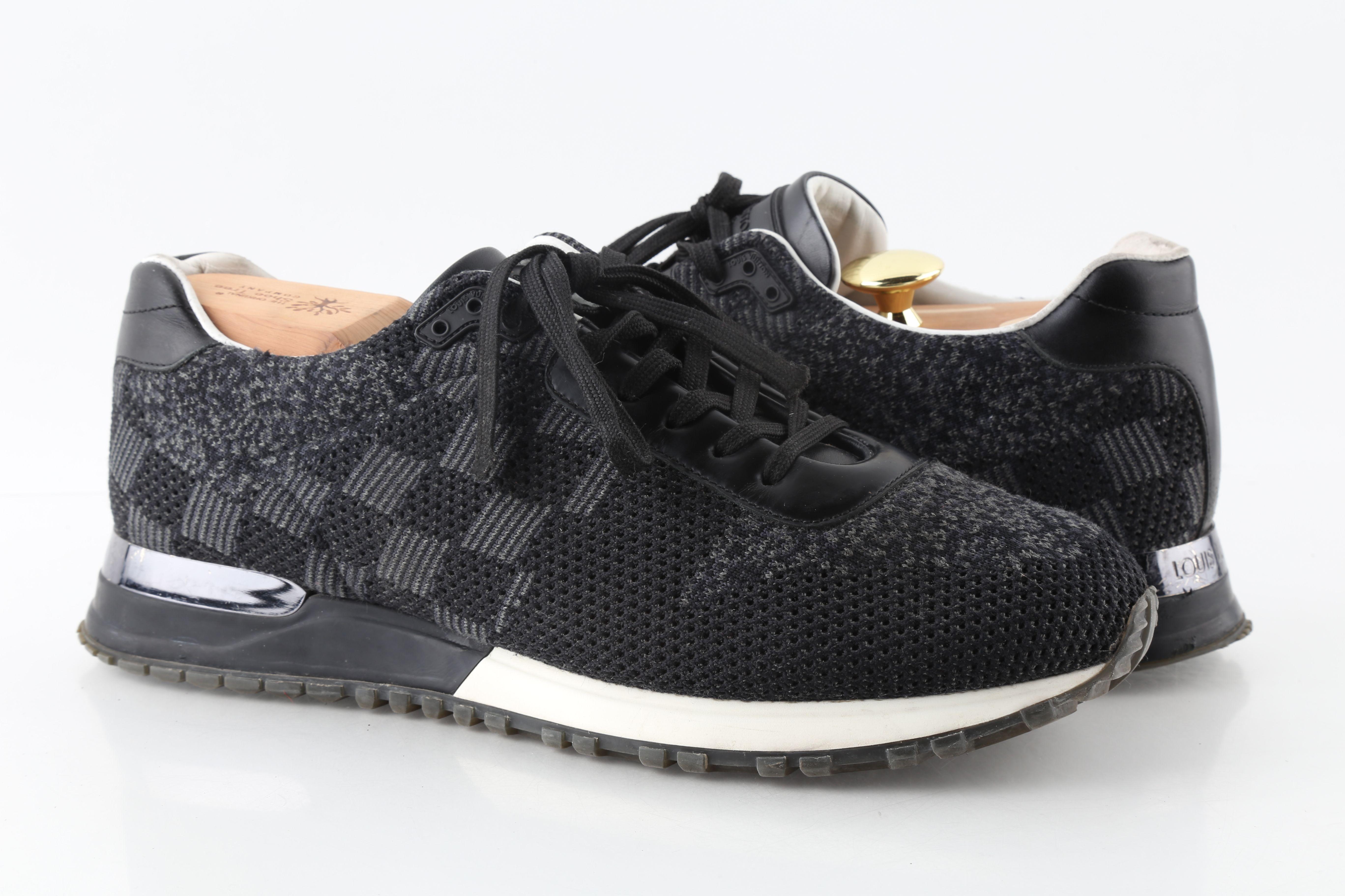 louis vuitton sneakers black
