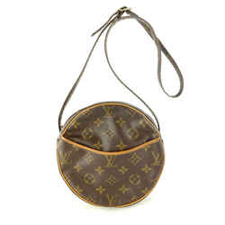Louis Vuitton Ultra Rare Monogram Round Shoulder Bag 5L1110