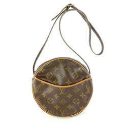 Louis Vuitton Ultra Rare Monogram Round Shoulder Bag 5L1110