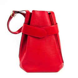 Louis Vuitton Epi Sac D'Epaule M80197 Shoulder Bag Castilian Red BF518019
