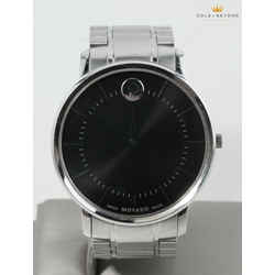 Movado 40mm Thin Classic Watch  39.1.14.1208