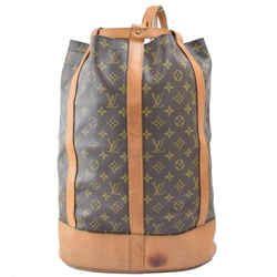 Louis Vuitton Monogram Randonnee Gm With Pouch 868385