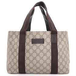 Gucci Gg Monogram Supreme Shopper Tote