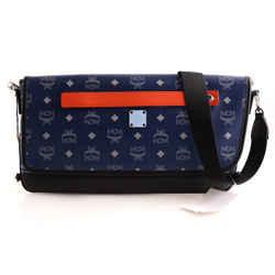 Mcm Logo Crossbody Bag
