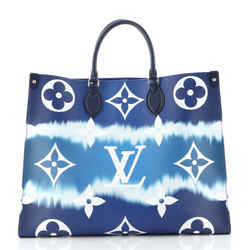 OnTheGo Tote Limited Edition Escale Monogram Giant GM