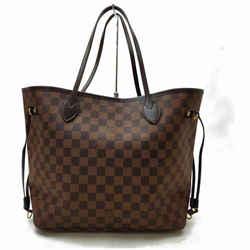 Louis Vuitton Damier Ebene Neverfull MM Tote 860954