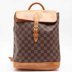 Louis Vuitton Damier Ebene Soho Arlequin Centenarie Backpack 862487