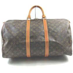 Louis Vuitton Monogram Keepall 50 Duffle Bag  862984