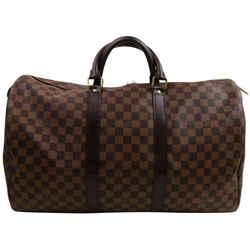 Louis Vuitton Damier Ebene Keepall 50 Duffle 872973