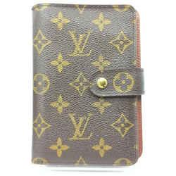 Louis Vuitton Monogram Porte Tresor Etui Papier Snap Wallet 862646