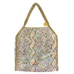 Stella McCartney | Metallic Snake Falabella Bag