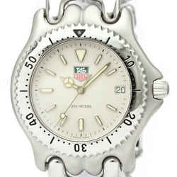 Polished TAG HEUER Sel Professional 200M Quartz Mens Watch S99.006 BF531374