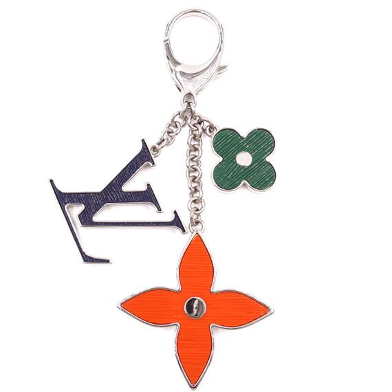 Louis Vuitton Multicolors Monogram Epi Key Chain Holder Charm