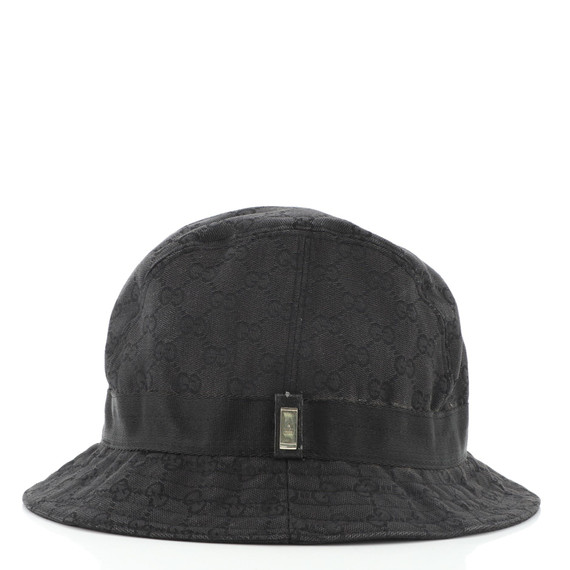 Bucket Hat GG Canvas Large
