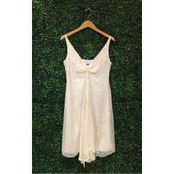 PAMELLA ROLAND IVORY DRESS   12