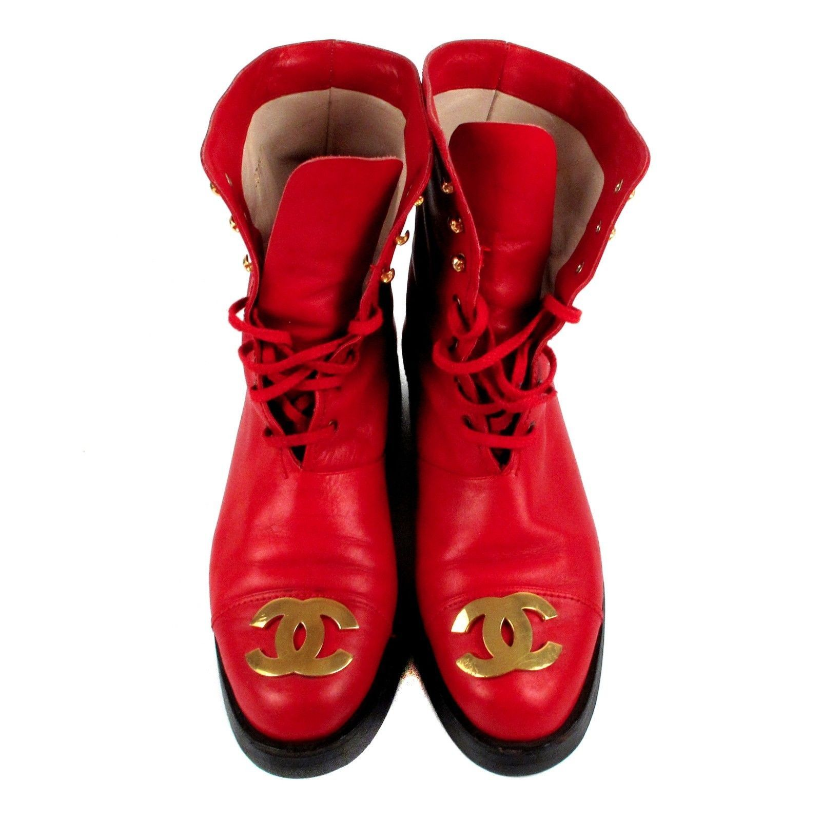 Most Wanted Ever Combat Boots 9.5 39.5