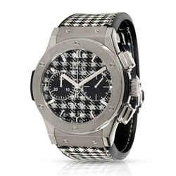 Hublot Classic Fusion Pieds de Poule 521.NX.2702.NR.ITI17 Men's Watch in  Titani