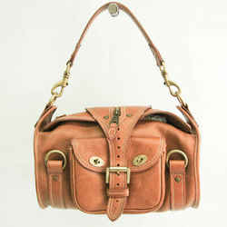 Mulberry Women's Leather Shoulder Bag Brown BF530009
