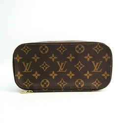 Louis Vuitton Monogram Trousse Brosse GM M47505 Women's Pouch Monogram BF513931