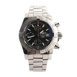 Avenger II Chronograph Automatic Watch Stainless Steel 43