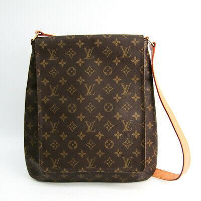 Louis Vuitton Monogram Musette M51256 Women's Shoulder Bag... | LePrix
