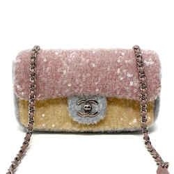 Chanel Waterfall Sequence Rectangular Mini Flap Bag