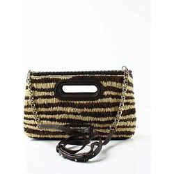Michael Kors Rosalie Large Clutch Handbag