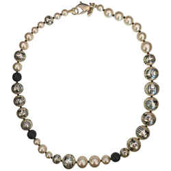 1990s Chanel Faux Pearls