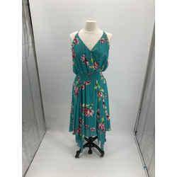 Parker Floral Sleeveless Dress