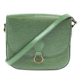 Louis Vuitton Saint Cloud Green Epi Leather