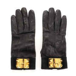 Collier de Chien Gloves Leather